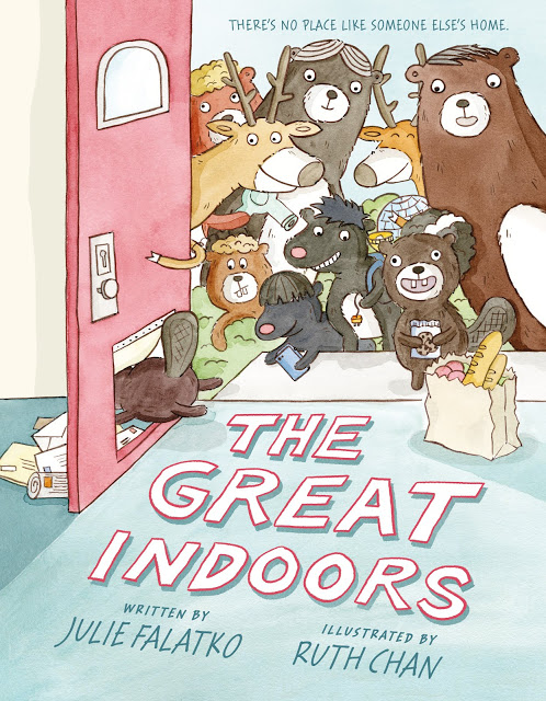 Book Cover: The Great Indoors