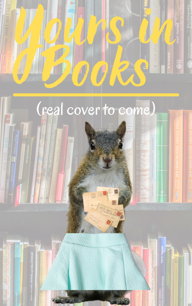 Book Cover: Yours in Books